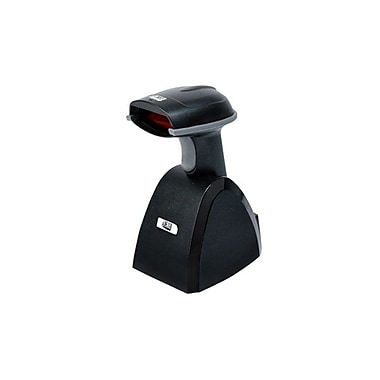 Adesso® NUSCAN 4000B Bluetooth Wireless Barcode Scanner, 4 mil, Black