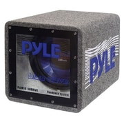 Pyle® PLQB12 600 W 12 Bandpass Speaker Enclosure System, Blue