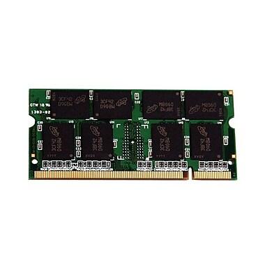VisiontTek® 1GB (1 x 1GB) DDR2 SDRAM (200-Pin SoDIMM) DDR1 400 (PC 3200) Memory Module