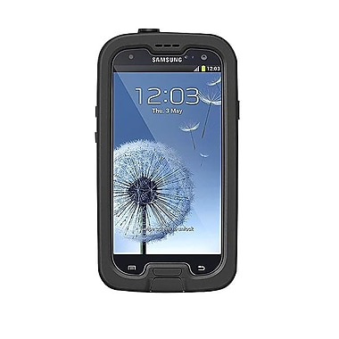 LifeProof® Nuud Case For Samsung Galaxy S3, Black/Clear