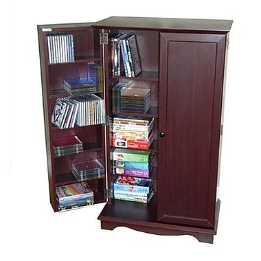 4D Concepts Entertainment Multimedia Cabinet; Cherry