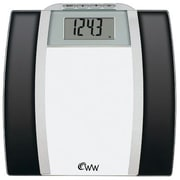 Conair Weight Watchers LCD Glass Body Analysis Scale