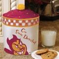 The Memory Company NCAA Gameday Cookie Jar; Arizona State