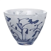 Kosta Boda Floating Flower Serving Bowl