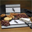 The Memory Company MLB Glass Cutting Board Set; Chicago White Sox