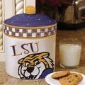 The Memory Company NCAA Gameday Cookie Jar; LSU