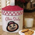 The Memory Company NCAA Gameday Cookie Jar; Ohio State