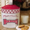 The Memory Company NCAA Gameday Cookie Jar; Arkansas