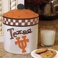 The Memory Company NCAA Gameday Cookie Jar; Texas