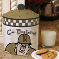 The Memory Company NCAA Gameday Cookie Jar; Purdue