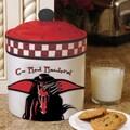 The Memory Company NCAA Gameday Cookie Jar; Texas Tech
