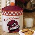 The Memory Company NCAA Gameday Cookie Jar; Virginia Tech