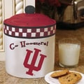 The Memory Company NCAA Gameday Cookie Jar; Indiana
