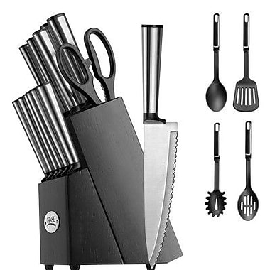 Ginsu Koden Series 18 Piece Cutlery Set