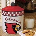 The Memory Company NCAA Gameday Cookie Jar; Louisville