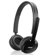 Rapoo Wireless Stereo Headset H8030, Black