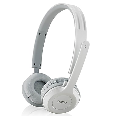 Rapoo Wireless Stereo Headset H8030, Gray