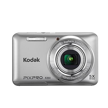 KODAK PIXPRO Digital Cameras FZ51, Silver