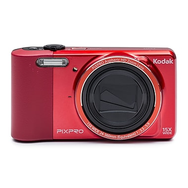 KODAK PIXPRO Digital Cameras FZ151 , Red