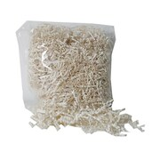 JAM Paper® Shred Tissue Paper Krinkeleen, 2 oz., Ivory, Sold Individually (1192445)