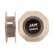 JAM Paper® Sheer Organza Ribbon, 7/8 Inch Wide x 25 Yards, Silver, Sold Individually (807SHSI25)