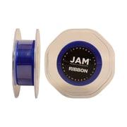 JAM Paper® Sheer Organza Ribbon, 7/8 Inch Wide x 25 Yards, Royal Blue, Sold Individually (807SHROBU25)