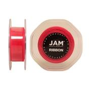 JAM Paper® Sheer Organza Ribbon, 7/8 Inch Wide x 25 Yards, Shocking Pink, Sold Individually (807SHSHPI25)
