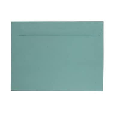 JAM Paper® 9 x 12 Booklet Envelopes, Light Blue, 100/pack (424712916)