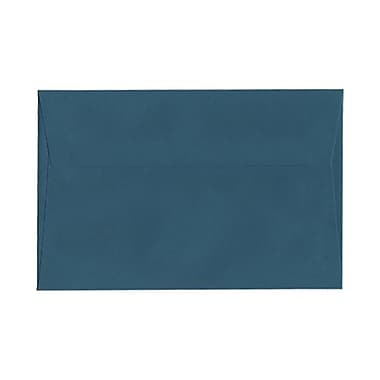 JAM Paper® A9 Invitation Envelopes, 5.75 x 8.75, Teal Blue, 1000/Pack (0157463B)