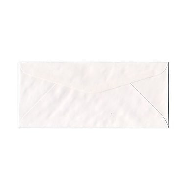 JAM Paper® #11 Business Commercial Envelopes, 4.5 x 10.38, White, 200/Pack (45179g)