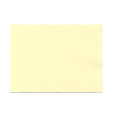 JAM Paper® 100/Pack 5 1/8in. x 7in. Blank Note Cards