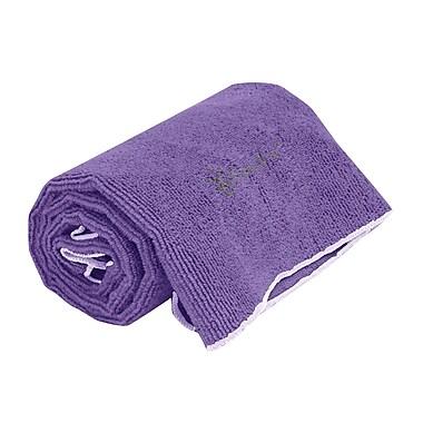 Gaiam® 30in. x 20in. Thirsty Yoga Hand Towel, Deep Purple