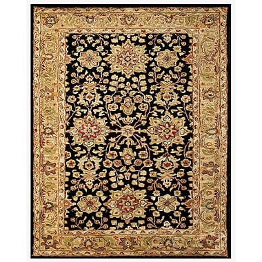 Feizy® Alexandra™ 8' x 11' Blended Pile and Fine Wool Border Rugs