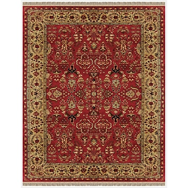 Feizy® Amore Wool Pile Traditional Rug, 3'6