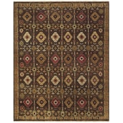 "Feizy® Ashi™ 8'6"" x 11'6"" Pure Wool Pile Traditional Rugs"