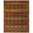 Feizy® Ashi™ Pure Wool Pile Traditional Rug, 5'6in. x 8'6in., Multi