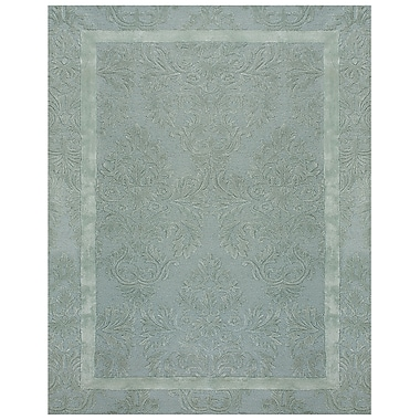 Feizy® Catalina Wool and Art Silk Pile Contemporary Rug, 3'6