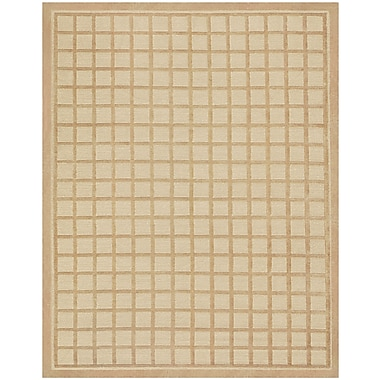 Feizy® Christopher Pure Wool Pile Contemporary Rug, 5'6