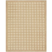 Feizy® Christopher Pure Wool Pile Contemporary Rug, 4' x 6', Beige