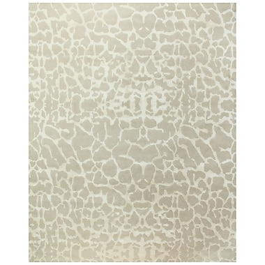 Feizy® Radiance Wool and Art Silk Pile Transitional Rug, 8'6