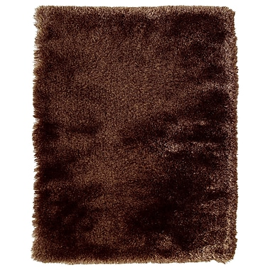 Feizy® Isleta Art Silk Shag Pile Contemporary Rug, 2'6