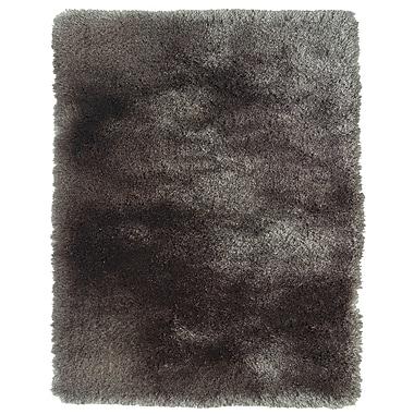 Feizy® Isleta Art Silk Shag Pile Contemporary Plain Rug, 2'6
