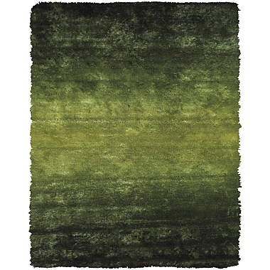 Feizy® Isleta Art Silk Shag Pile Contemporary Rug, 7'6