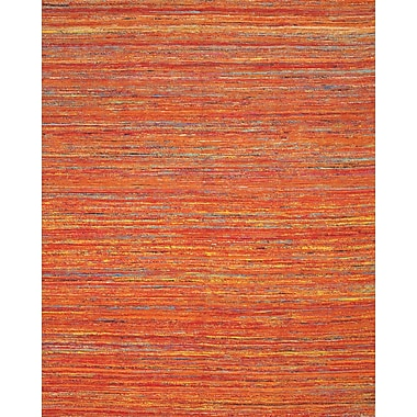 Feizy® Zambezi Art Silk and Backed Wool Cloth Transitional Rug, 3'6