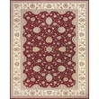 Feizy® Daria Polypropylene Fiber Pile Traditional Rug, 2'10in. x 8', Red/Cream