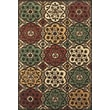 Feizy® Uttur Polypropylene Fiber Pile Traditional Rug, 2'1in. x 4', Tan/Brown