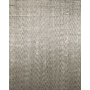 "Feizy® Sur Art Silk Pile Transitional Rug, 5'6"" x 8'6"", Light Gray"