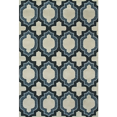 Feizy® Portico 5' x 8' Pure Wool Pile Contemporary Rugs