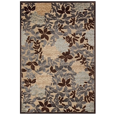Feizy® Soho Art Silk Pile Transitional Rug, 9'8