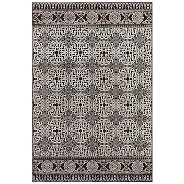 Feizy® Soho Silk Pile Traditional Rug, 5'3